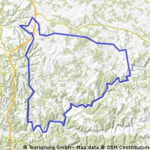 CIRCUIT DU 24.6.2012 DEP 8H30 106.5KM