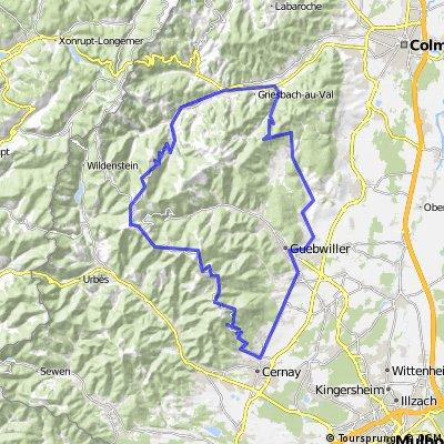 Fr: Munster - Rheintal II