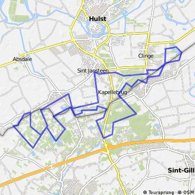 MTB Route Leukste plekjes