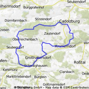 MTB-Feierabendrunde  CLONED FROM ROUTE 200957
