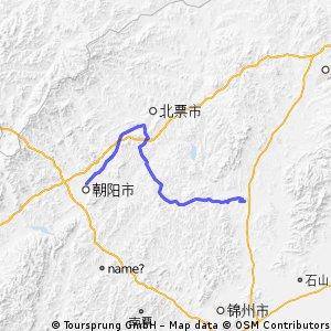 5. Tag V1 Chaoyang-Yixian 116 km