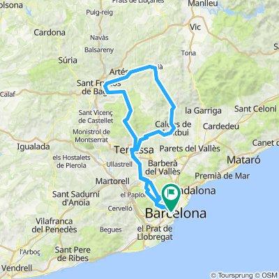 Barcelona-Terrassa-SantLlorenç