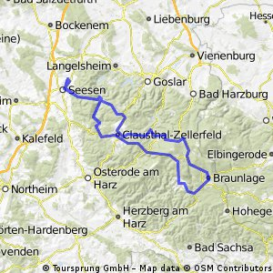 Seesen Harz Tour CLONED FROM ROUTE 272223