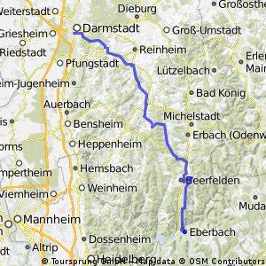 Odenwaldtour