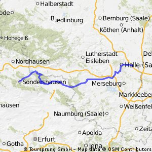 Rom 2.E.-26.6.12 Kabelsketal-Sondershausen