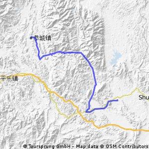 Dag 6 Zhongsan - Gongchen
