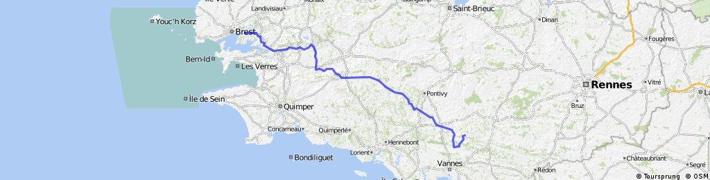 Tour de France 2008, Etappe 01, Brest- Plumelec, Fabian Suhr