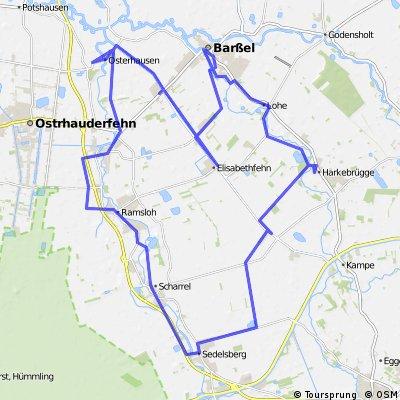 Kirchenroute Barßel-Saterland
