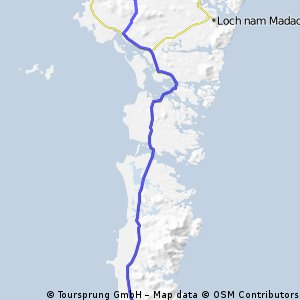 Day 4: N to S Uist