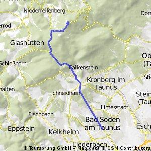 Bad Soden --> Feldberg