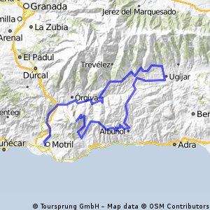 Sierra de Lujar