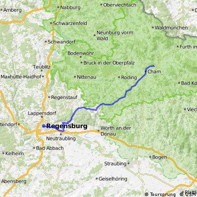 regensburg- cham
