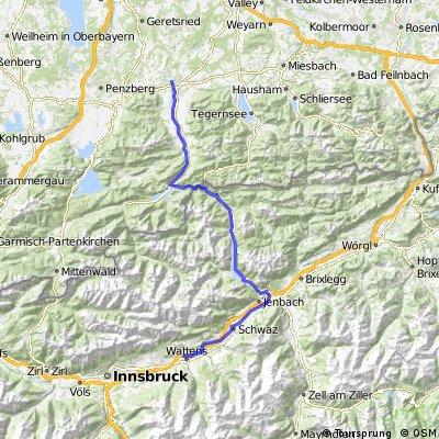 Alpen 02 Bad Tölz-Wattens