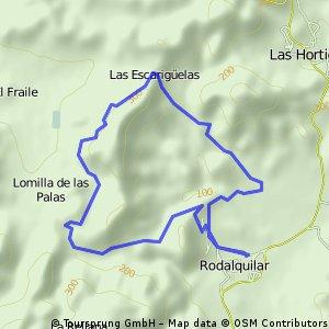 Loop Rodalquilar Gold Mines Granadillo