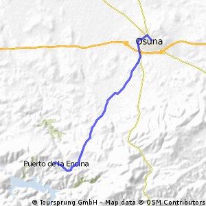 Osuna Puerto La encina