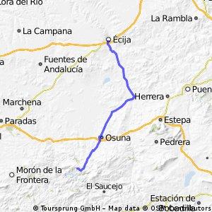 Écija - Puerto La Encina