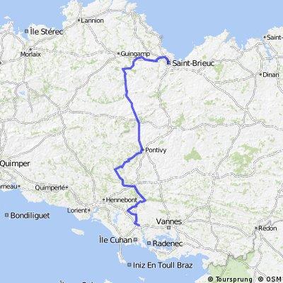 Tour de France 2008, Etappe 02, Auray- Saint- Brieuc, Fabian Suhr