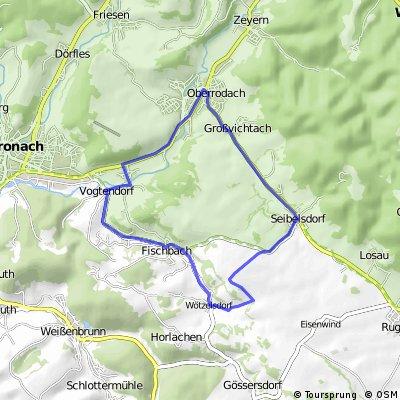 Fischbach-Wötzelsdorf-Seibelsdorf