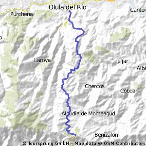 AL03 - COLLADO GARCÍA, por Olula del Río
