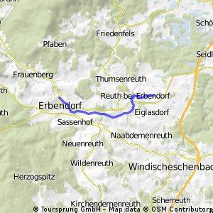Zeitfahren Erbendorf-Premenreuth