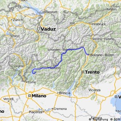 Bolzano-Premana