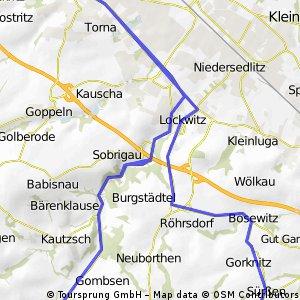 RR_X_Trainingsrunde DSC Borthen-Borthen Dohna zuhause CLONED FROM ROUTE 954742