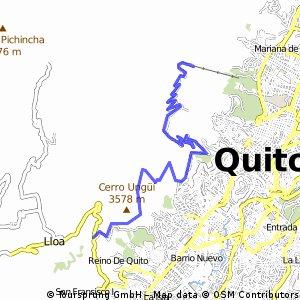 El Cinto-Torouco-Cruz Loma