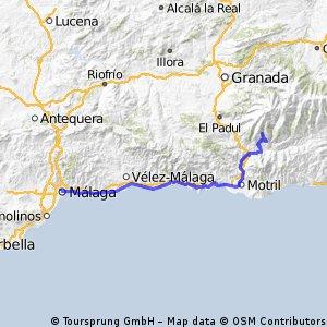 Málaga - O Sei Ling