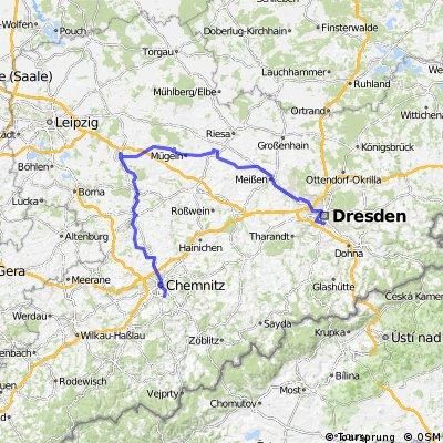 Radmarathon Dresden-Chemnitz