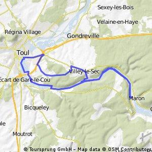Ballade voie verte 01-07-2012