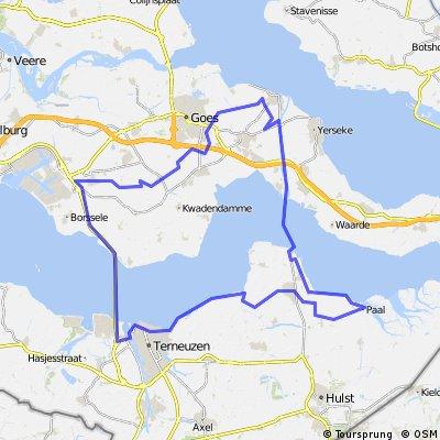 Met de Onderneming naar Zeeuws-Vlaanderen
