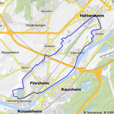 RCH Gruppe 4 V1 25Km CLONED FROM ROUTE 1480851