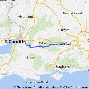 AvonKennett...Bristol To Reading