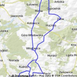 Jura 50km szosa