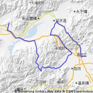 Changping - Yangjia Mountain Village