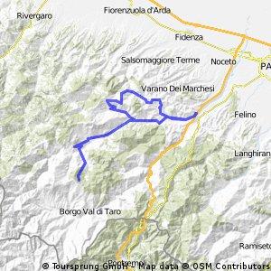 Giro Olmo del 30 04 2009