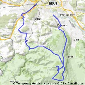 Bern-Oberbütschel-Bümpliz