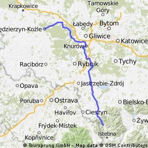Kedzierzyn-Knurów-Wisła