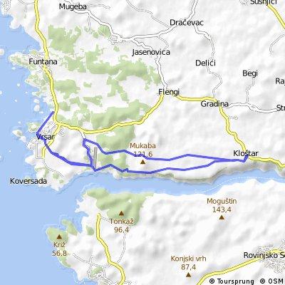 Eco Bike Route Vrsar Lim