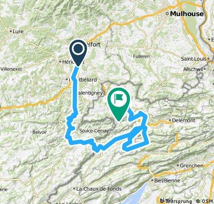 Tour de France 2012 - Stage 8 -  Belfort to Porrentruy