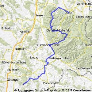 Harzüberquerung