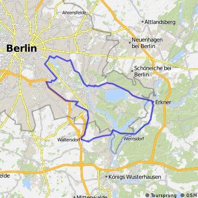 B'Weg Erkner round, 70km