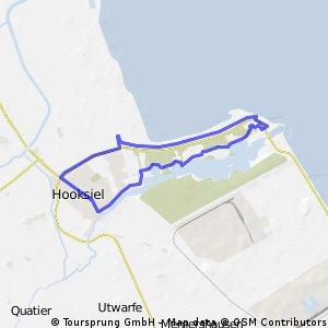Hooksiel Wasserskirundfahrt