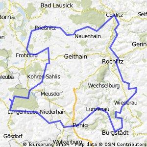 120 km GA2-Training