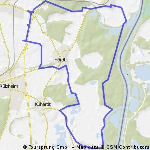 Rundfahrt Südpfalz 140409