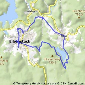 Eibenstock-Sosa-Eibenstock