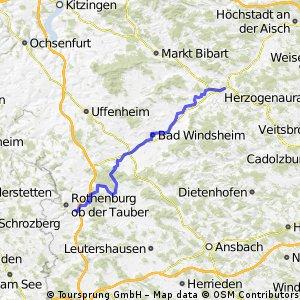 PA 1.Tag Rothenburg o.d.T. - Neustadt