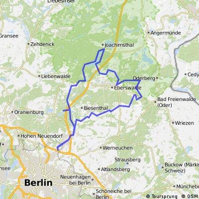 RTF Zur Schorfheide 150 km