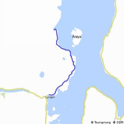 Lyngen - Koppang
