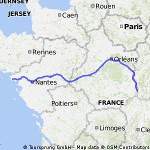 Nevers - Saillé